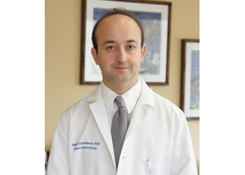 Los Angeles gastroenterologist Mark M. Davidson, MD