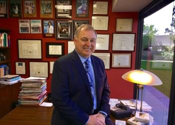 Phoenix immunologist Mark S. Schubert, M.D.,  Ph.D.
