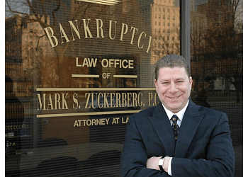 Indianapolis bankruptcy lawyer Mark S. Zuckerberg