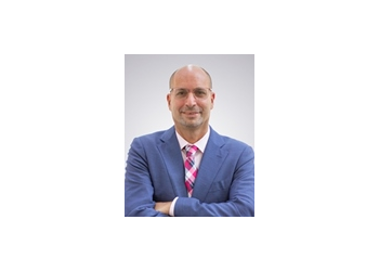 Jersey City real estate agent Mark Trompeter