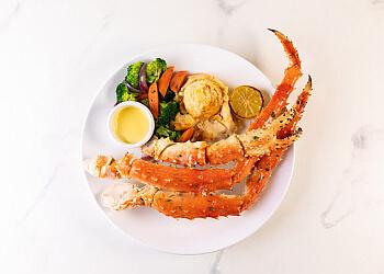 Riverside seafood restaurant Market Broiler