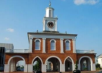 Fayetteville landmark Market House Museum