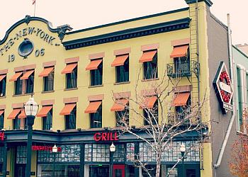 Salt Lake City seafood restaurant Market Street Grill