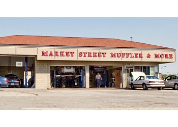 Akron car repair shop Market Street Muffler & More