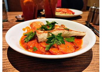 Stockton american cuisine Market Tavern