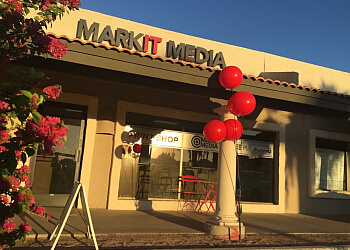 Scottsdale printing service Markit Media Group, LLC.