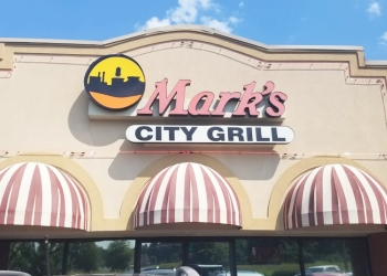 Columbus american cuisine Mark's City Grill