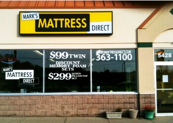 Grand Rapids mattress store Mark's Mattress Direct