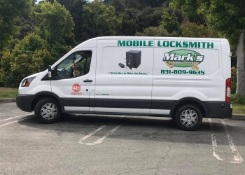 Salinas locksmith Mark's Mobile Locksmith