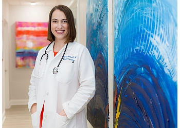 Chicago endocrinologist Marla S. Barkoff, MD