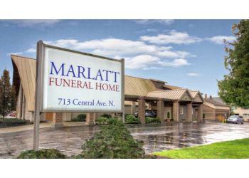 Kent funeral home Marlatt Funeral Home