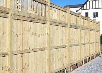 Toledo fencing contractor Marleau Hercules Fence Co