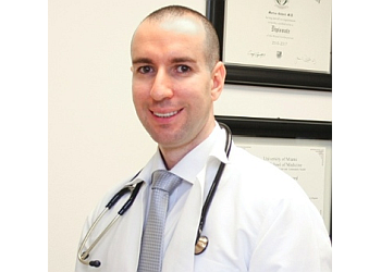 Hollywood primary care physician Marlon D. Gilbert, MD