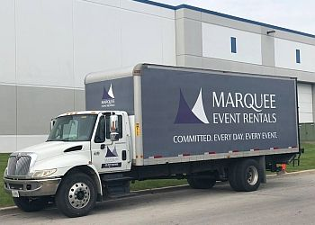 Chicago event rental company Marquee Event Rentals