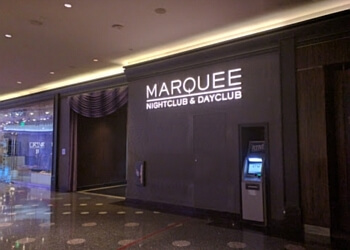 Las Vegas night club Marquee Nightclub & DayClub