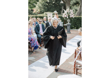 Boston wedding officiant Married by Priscilla Geaney