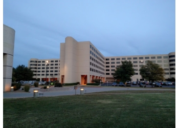 Norman hotel Marriott Conference Center at NCED