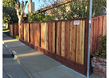 San Francisco fencing contractor  Marsh Fence & Deck