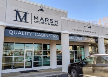 Winston Salem custom cabinet Marsh Kitchen & Bath