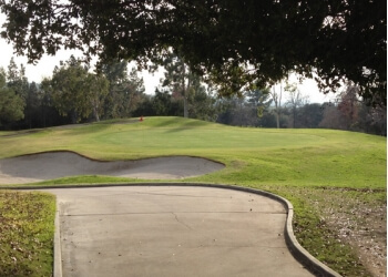 Pomona golf course Marshall Canyon Golf Course