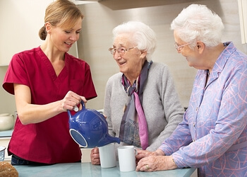 Fontana assisted living facility Marsha's Manor