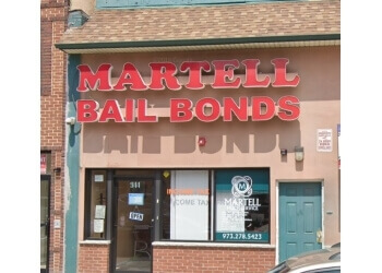Paterson bail bond Martell Bail Bonds