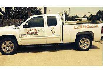 Arlington electrician Martin Electrical