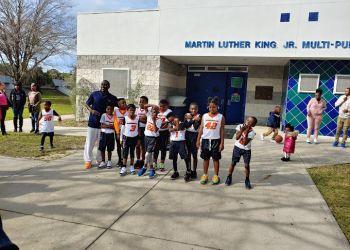 Gainesville recreation center Martin Luther King Jr. Multipurpose Center