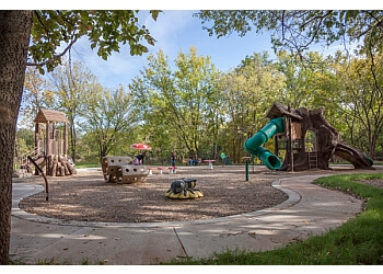 Oklahoma City public park Martin Park