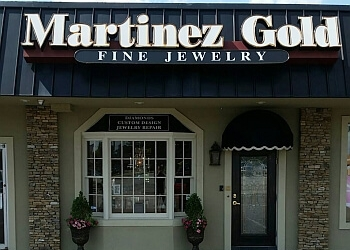 Augusta jewelry Martinez Gold
