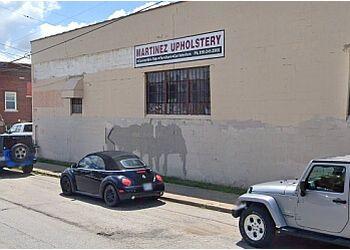 Kansas City upholstery Martinez Upholstery Inc.