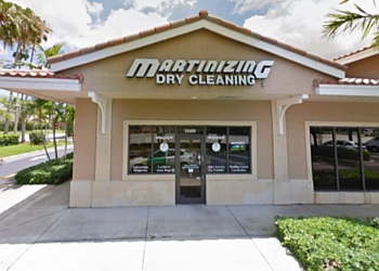 Coral Springs dry cleaner Martinizing Dry Cleaners