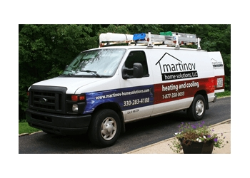 Akron hvac service Martinov Home Solutions, LLC