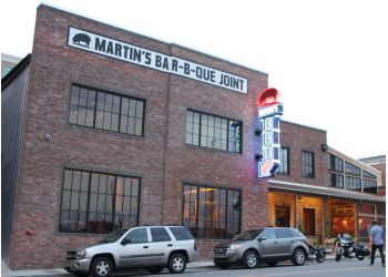 Nashville barbecue restaurant Martin's Bar-B-Que Joint