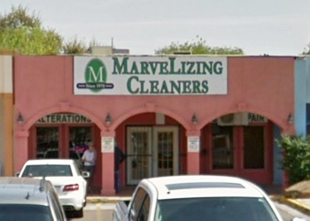 Laredo dry cleaner Marvelizing Cleaners