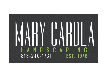 Glendale landscaping company Mary Cardea Landscaping
