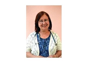 Jacksonville pediatrician MARY SOHA, MD