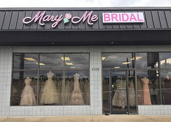Denton bridal shop Mary Me Bridal