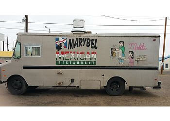 Amarillo food truck Marybels Taco Stand