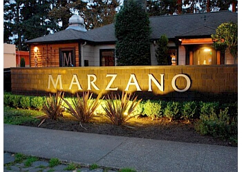 Tacoma italian restaurant Marzano Italian Restaurant