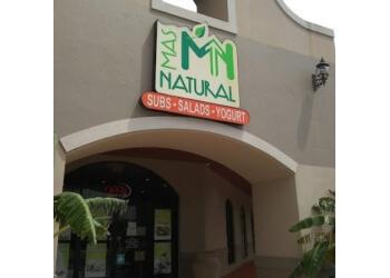 Brownsville sandwich shop Mas Natural