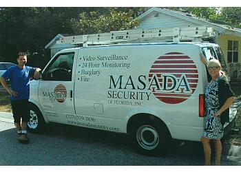 St Petersburg security system Masada Security of Florida, Inc.