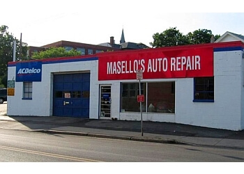 Syracuse car repair shop Masello's Auto Service
