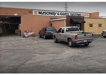 St Louis window company Masonry & Glass Systems Inc
