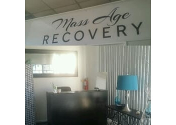 Vallejo massage therapy Mass Age Recovery
