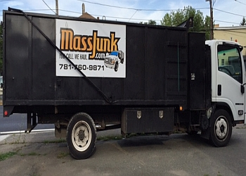 Boston junk removal Mass Junk, Inc.