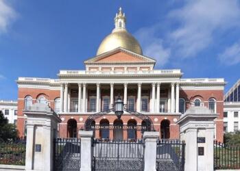 Boston landmark Massachusetts State House