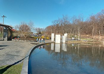 Worcester landmark Massachusetts Vietnam Veterans Memorial