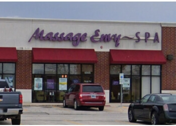 Aurora massage therapy Massage Envy