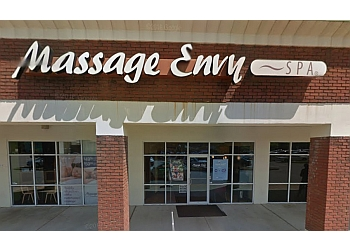 Columbus massage therapy Massage Envy